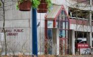 Alaska Juneau library
