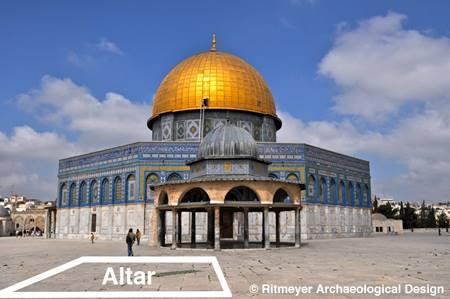 Temple,Israel,Jerusalem Photo credit Ritmeyer Archaeological Design