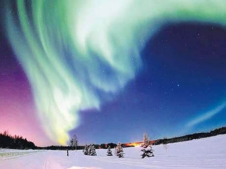 Alaska Aurora boreala