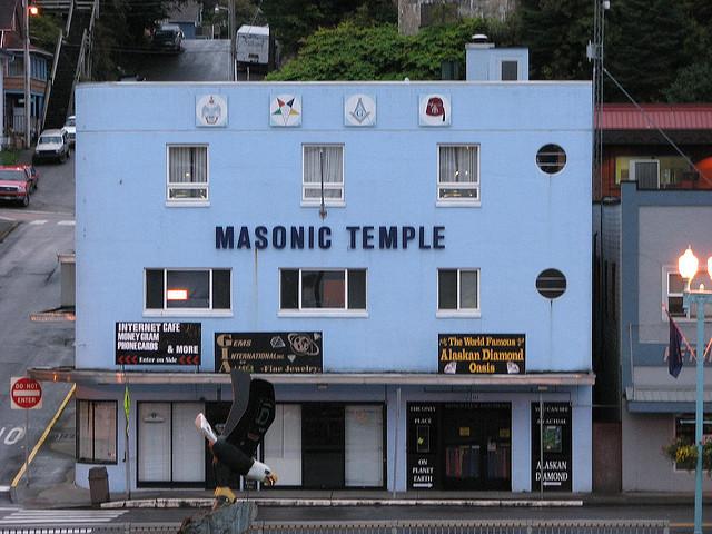 alaska masonic ketchikan
