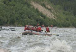 Alaska 111 Rafiting