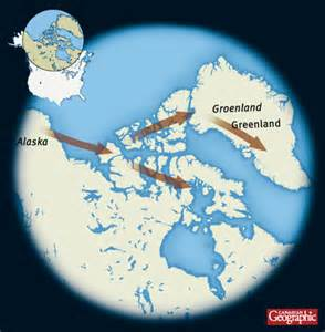 inuit migration