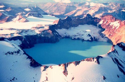 Katmai Crater Ancorage