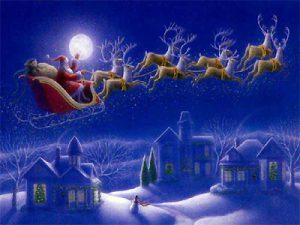 santa-claus-reindeer-flying-across-sky
