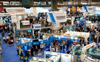 """OTC (''Offshore Technology Conference"""") is an annual event occurring in May in Houston, Texas,"""