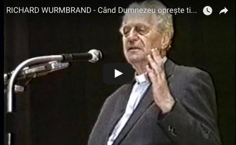 Richard Wurmbrand Cand Dumnezeu opreste timpul
