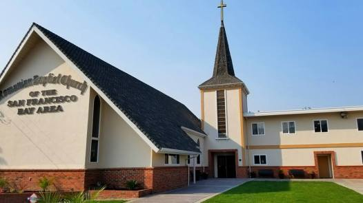 Biserica din San Leandro (San Francisco)