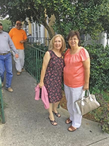 Camelia Siminescu și Daniela Branzai